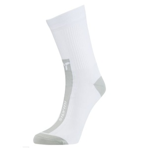 Cycling socks Silvini Allaro UA1233 white, Silvini