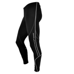Men elastic pants Silvini MOVENZA MP53P black, Silvini