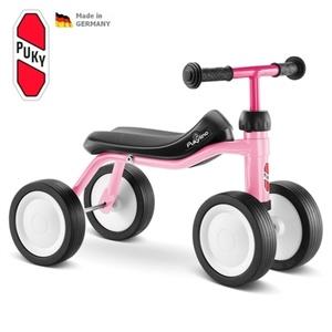 four-wheeled balance bike PUKY PUKYLINO pink 3015, Puky
