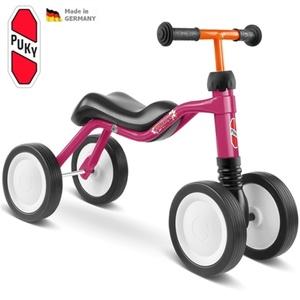 four-wheeled balance bike WUTSCH PUKY pink 3022, Puky
