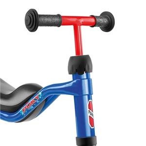 four-wheeled balance bike WUTSCH PUKY blue 3026, Puky