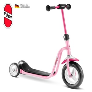 Scooter PUKY R 1 pink 5172, Puky