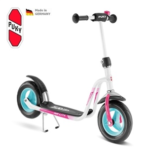 Scooter PUKY R 03 white-pink 5342, Puky