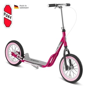 Scooter PUKY R 07L berry grey 5406, Puky