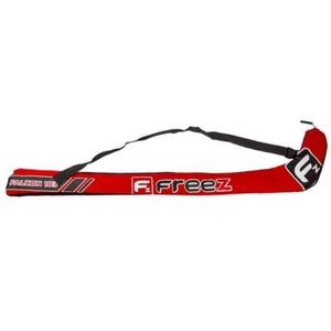 Floorball bag FREEZ STICKBAG FALCON 103 black / red, Freez
