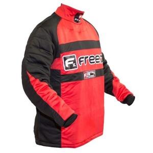 Goalkeeper jersey FREEZ Z-80 GOALIE SHIRT BLACK / RED senior, Freez
