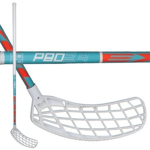 Floorball stick EXEL P80 TURQUOISE 2.9 98 OVAL MB, Oxdog