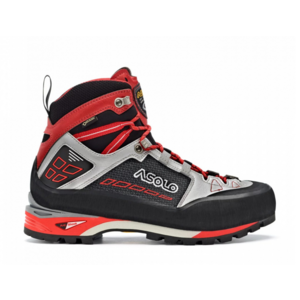 Shoes Asolo Freney Mid GV MM black / silver, Asolo