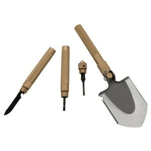 Army shovel folding multifunctional Cattara TIGER 77cm, Cattara