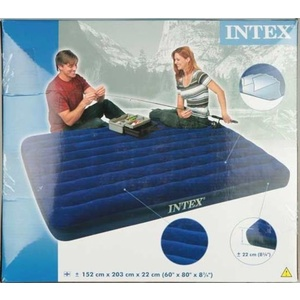Inflatable bed, Intex