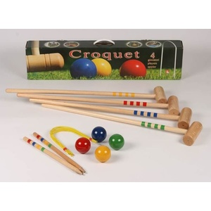 Croquet Londero 8304 for 4 player