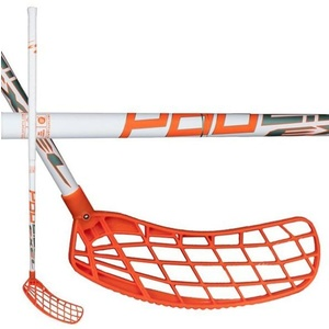 Floorball stick EXEL P60 WHITE 2.6 101 OVAL MB, Exel