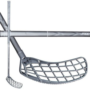 Floorball stick EXEL P100 GREY 2.6 101 ROUND MB, Exel