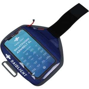 Case to cell phone Raidlight Smartphone Armbelt L Dark Blue, Raidlight