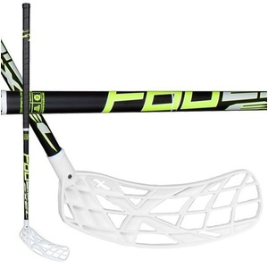 Floorball stick EXEL F60 BLACK 2.6 103 ROUND MB, Exel