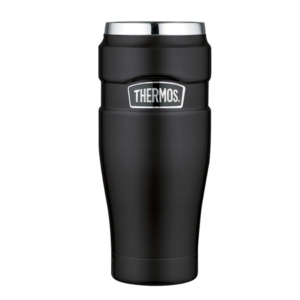 Waterproof thermo mug Thermos Style dimly black 160023, Thermos