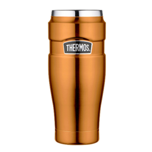 Waterproof thermo mug Thermos Style copper 160024, Thermos