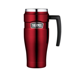 Waterproof thermo mug with handler Thermos Style red 160031, Thermos