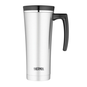 Waterproof thermo mug with handler Thermos Style black 160050, Thermos