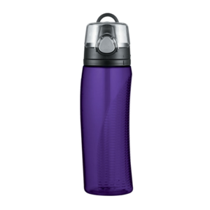 Hydrating bottle with counter Thermos Sports purple 320013, Thermos