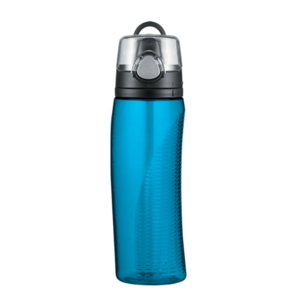 Hydrating bottle with counter Thermos Sports light blue 320011, Thermos