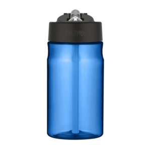 Hydrating bottle with with a straw Thermos Sports blue 320141, Thermos