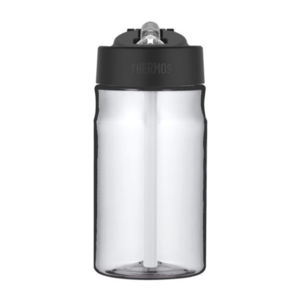 Hydrating bottle with with a straw Thermos Sports clear 320143, Thermos
