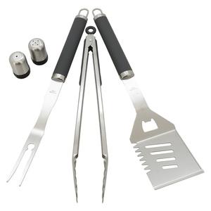 BBQ tools set Cattara 7ks + apron, Cattara