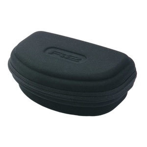 Firmly protective case to glasses R2 black ATA014
