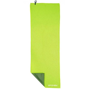 Cooling quick towel Spokey COOLER 31x84 cm, green, Spokey