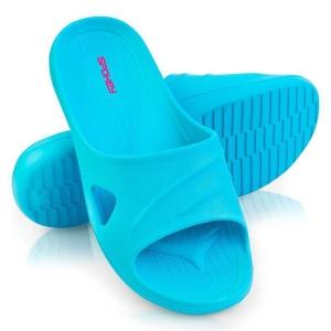Women clogs Spokey ISOLA turquoise, Spokey