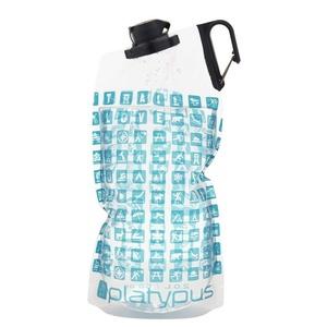 Bottle Platypus DuoLock SoftBottle Trail Love 2 l 09905, Platypus