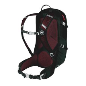 Backpack MAMMUT Lithium zipper 24 black 0001, Mammut
