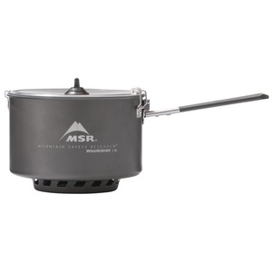 Pot MSR WindBurner Sauce Pot 10369, MSR