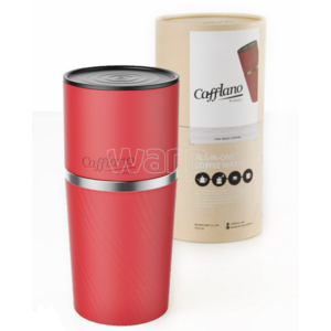 Outdoorovy coffeemaker Cafflano Klassic red CAF0003, Cafflano