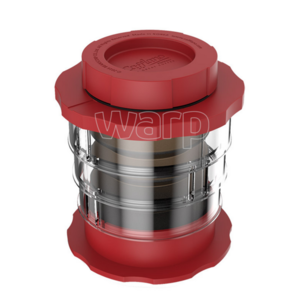 Outdoorovy coffeemaker Cafflano Kompact red CAF0004, Cafflano