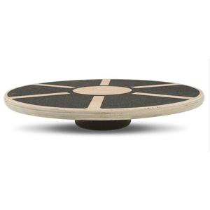 Balance pad Yate, wooden, round, Yate