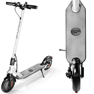 Electrical scooter Spokey TORCH white / black, Spokey
