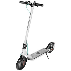 Electrical scooter Spokey TORCH white / turquoise, Spokey