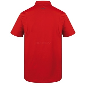 Men shirt Husky Teril M red, Husky