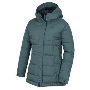 Women's hardshell stuffed jacket Husky Nilit L tm. menthol, Husky