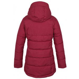 Women's hardshell stuffed jacket Husky Nilit L magenta, Husky