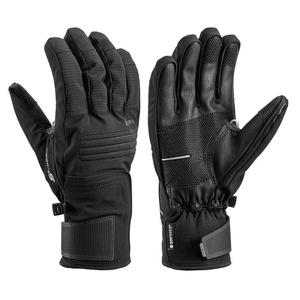 Gloves LEKI Progressive 5 S (643883301) black, Leki