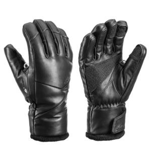 Gloves LEKI Fiona S Lady mf touch (643835201) black, Leki