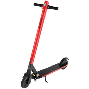 Electrical scooter Spokey VOLVER red, Spokey