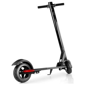 Electrical scooter Spokey VOLVER PRO black, Spokey