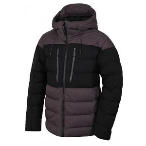 Men feather jacket Husky Dester M graphite / black, Husky