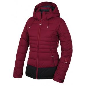 Women jacket Husky Nerel L wine, Husky