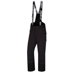 Men ski pants Husky Gilep M black, Husky