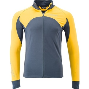 Men hoodie Silvini How are you doing For MJ1507 charcoal, Silvini